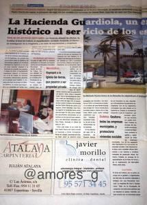 """""""El Viernes de Espartinas"""" (2005) Imagen: Macarena Amores."""